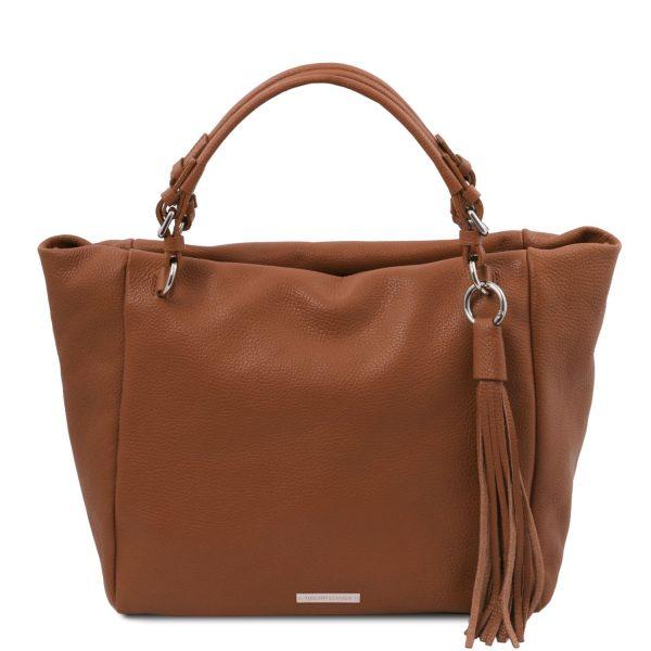 Soft Leather Shopping Bag – Aubord