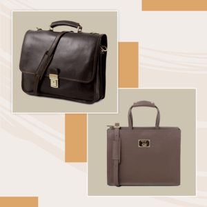 Leather Lawyer Briefcases
