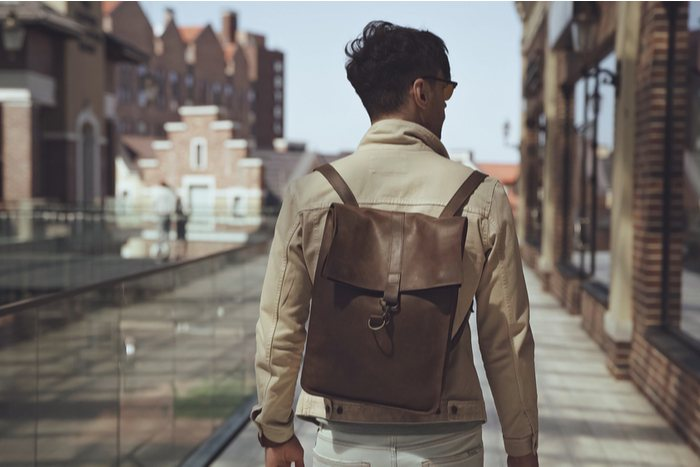 Are Leather Backpacks in Style