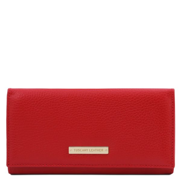 Exclusive Soft Leather Wallet for Women – Nefti