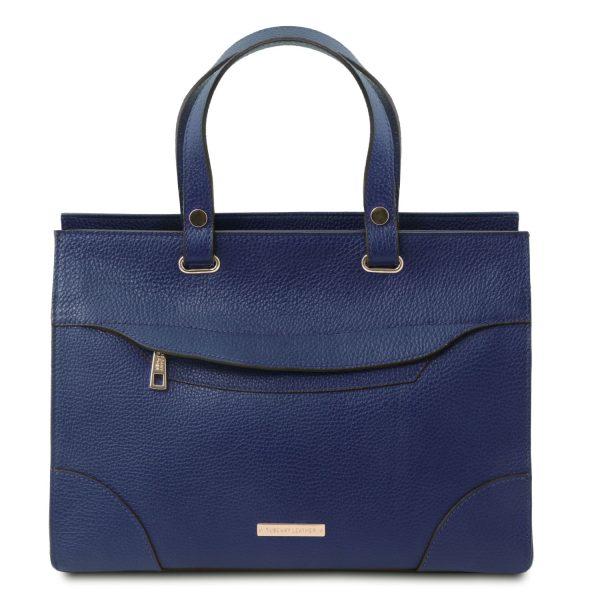 Leather Handbag – Mornas