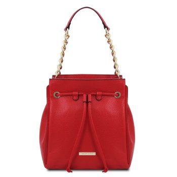 Soft Leather Bucket Bag – Labrit