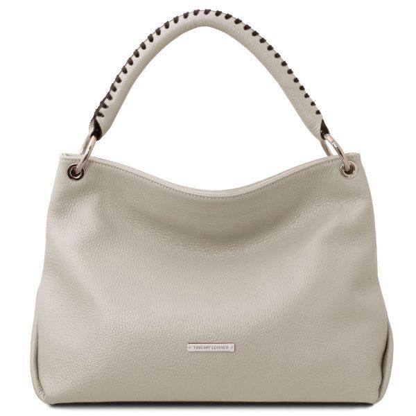 Soft Leather Handbag – Gaillac
